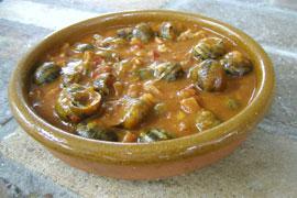 Caracoles al país Vasco