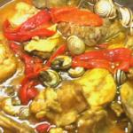 Pimientos del piquillo con caracoles